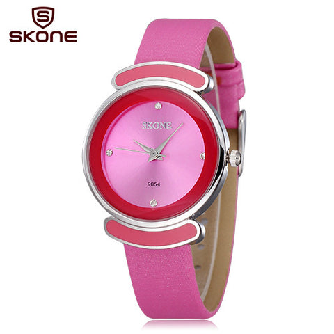 2014 New Candy Watch Rhinestone Fashion Casual Dress Watch Women Watch Luxury Brand Clock