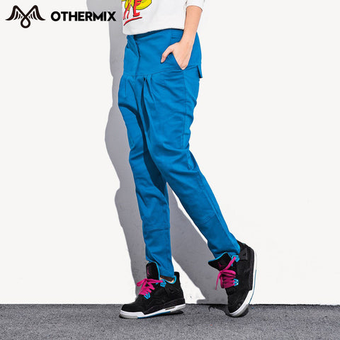 Autumn personality harem pants small pants casual pants female 3ME4061T