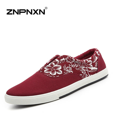 2015 New Fashion Autumn spring Men Low  Canvas Shoes Nubuck Leather Casual Flats
