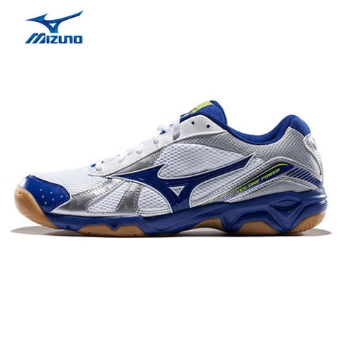 MIZUNO 2016 Sports Sneakers Women's CYCLONE POWER Badminton Shoes Breathable Cushioning Wearable Sport Shoes V1GA159024 XYY014