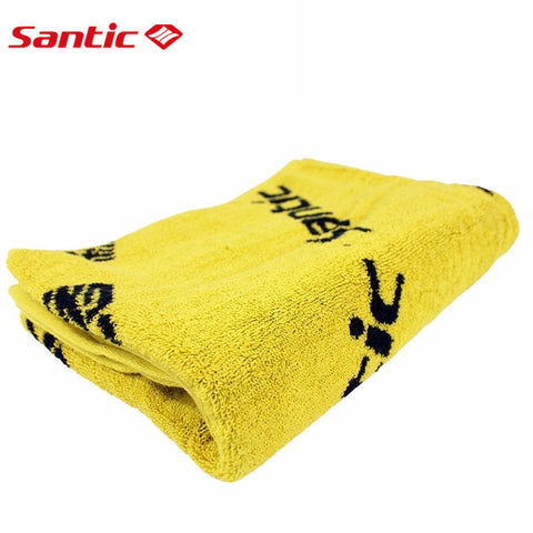 2016 Santic Outdoor Sports towel Fitness Sports towel Cotton Towel Soft Tissue Towel Extension Boutique Riding Equipment C09015