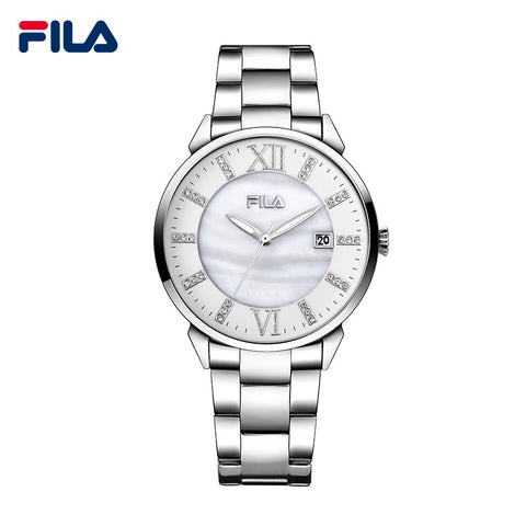Fila Classical Bussinesswomen Watch Quartz Watch Roman Scale Watch 38-709