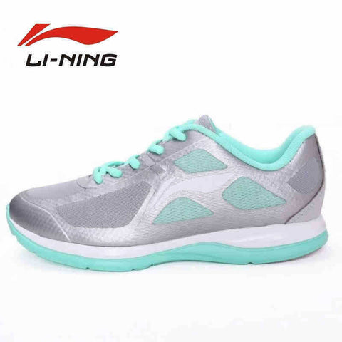Li Ning original new women's running shoes Breathable mesh fabric Sneakers for women spring summer sports shoes free shipping