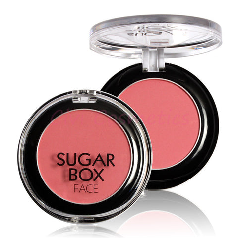 Chooe 1 From 6 Colors Brand New Makeup Blush 3 Colors Powder Blushes Flower Diversity 6 colors optional