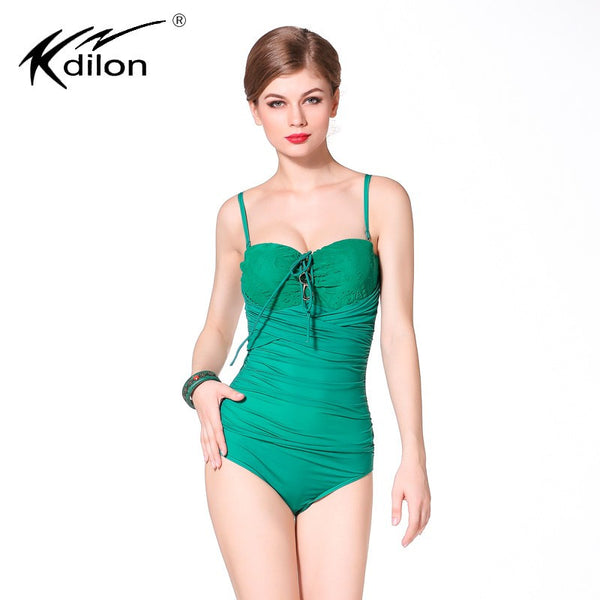 Kdilon 2015 European and American new style Mermaid Miss body bathing suit