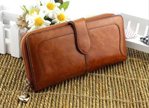 2014 New fashion women wallet,Genuine leather purse,women wallet ,lady clutch case, new fashion women purse
