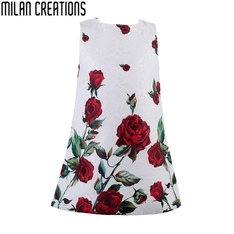 2015 Autumn Winter Kids Dresses for Girls Brand Designer Baby Girl Clothes Vestidos Infantis Girl Dress Kids Clothes 2-10Y