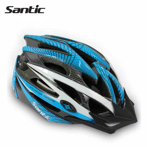2015 Santic Free Size Cycling Helmet Ultralight Pink&Blue for Women&Men Cycling Cap Athletic Sports Accessories H14001P H14001B
