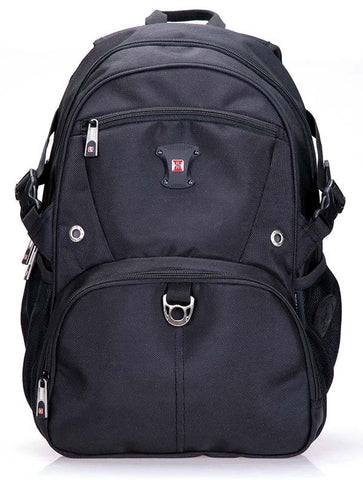 Swisswin fashion laptop backpacks school sports travel hiking bag sw9035 2015 new bag hot sale