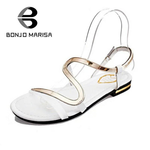 2016 hot sale open toe elastic band vogue S shape strap sandals square heels peep toe women shoes