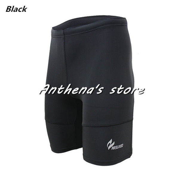 Reflective tight elastic sports fitness running compressing muscle quick drying black free shipping perspiration shorts AR501
