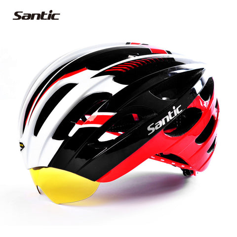 2016 Santic Free Size Cycling Helmet Ultralight 3 colors for Women&Men Cycling Cap Athletic Sports Accessories HelmetS34190201H