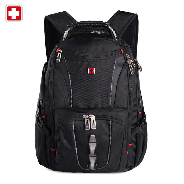 "Swisswin new high quality 14 - 15.6"" Laptop bag, men cycling backpack, daily backpack, school bag, fashion nylon sw8114"