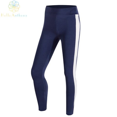 2015 new brand women's leggings Dress multicolour sports tights fitness running pants sexy body capris waist training corsets