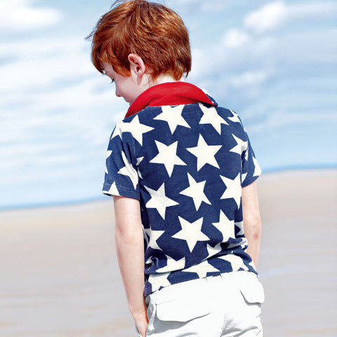Baby Boy T shirt 2016 Summer Boys Designer Kids Brand T-shirt Baby Boys Clothes Star Pattern Children T shirts Kids Clothes