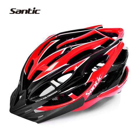 2016 Santic Free Size Cycling Helmet Ultralight 2 colors for Women&Men Cycling Cap Athletic Sports Accessories Helmets S34190202