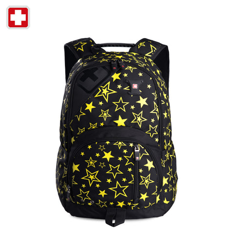 2015 Brand women backpack double shoulders bag 15 inches laptop backpack girls teenagers sport causal bag free shipping