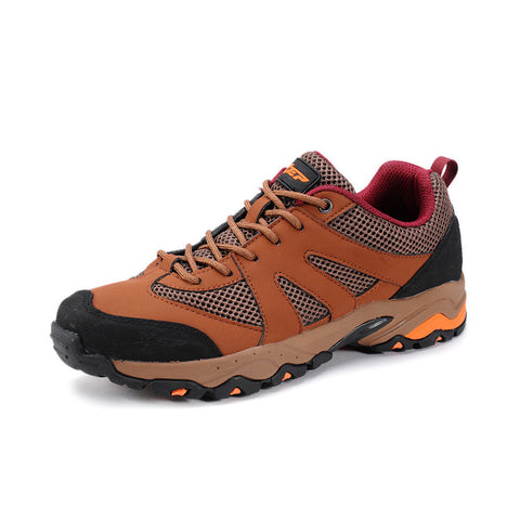 Free Shipping 2015 Xtep Original Men's Autumn Winter Breathable Walking Shoes Outdoor Hiking Shoes Athletic Sport Sneakers