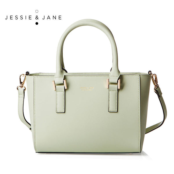 JESSIE&JANE Designer Brand Women's Bags 2016 New Arrival Wellington Series Lady Stylish Leather Shoulder Bags