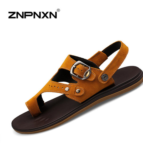 Sandal Flat Beautiful Shoes For Men Summer Slipper Shoes 2016