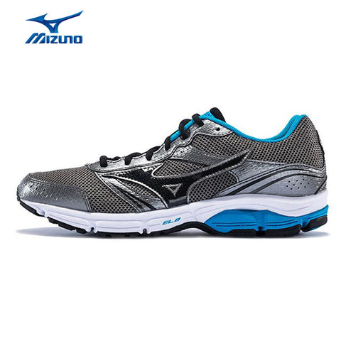 MIZUNO Men WAVE IMPETUS 3 Mesh Breathable Light Weight Cushioning Jogging Running Shoes Sneakers Sport Shoes J1GE151307 XYP291