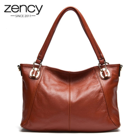 2014 New Fashion Genuine Leather Women Handbag Ladies Shoulder Satchel Messenger Bag Free Shipping