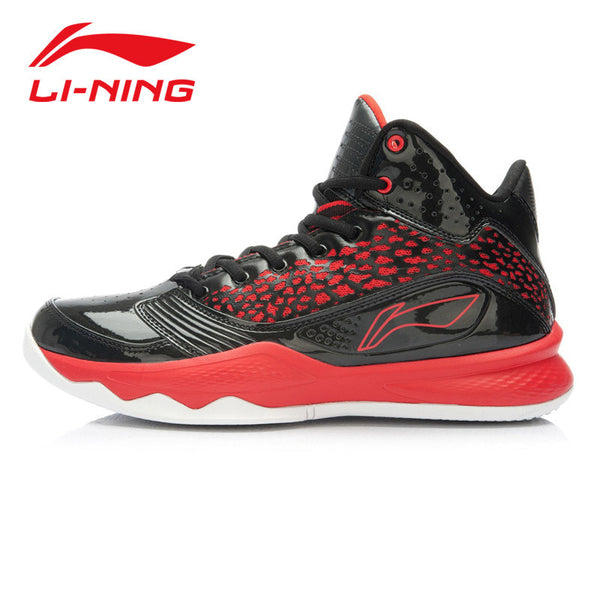 Li ning original ghost rider series basketball sneakers high-tech field men sports shoes free shipping ABPK029