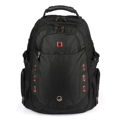 "Swisswin Wenger Swissgear Laptop Backpack for 15.6"" Computer Backpack with Multi-Pocket For Business Travel Ergonomic School Bag"