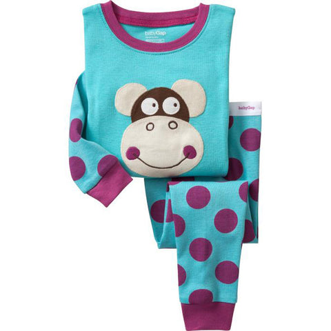 Kids Clothes Set Brand Designer Children Cartoon T-shirt + Pants Tracksuits 2015 Children Clothing Sets Boys Girls Clothes