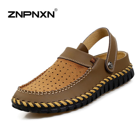 2016 Men Shoes Casual Summer Sandal For Men And Flat With