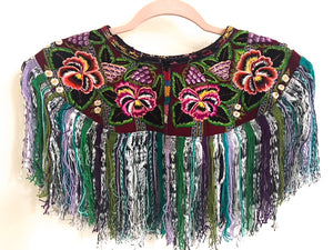 Fringe Shrug No. 1804
