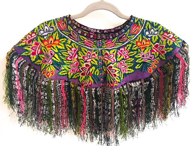 Fringe Shrug No. 1803