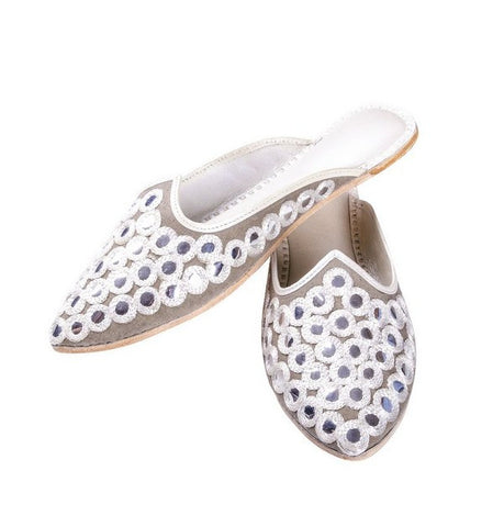 Moroccan Wedding Slipper Shoe