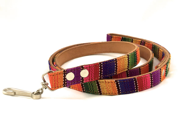 Quiltro Collar & Leash 12""