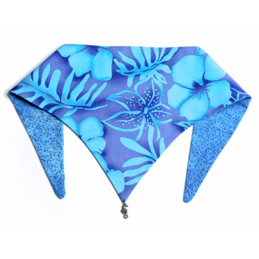 Blue Lagoon Pet Bandana