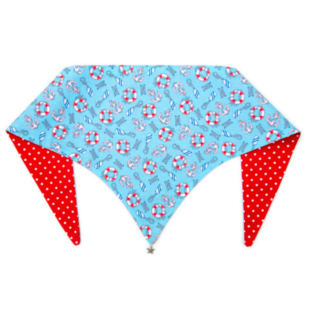 Paws on Deck Pet Bandana