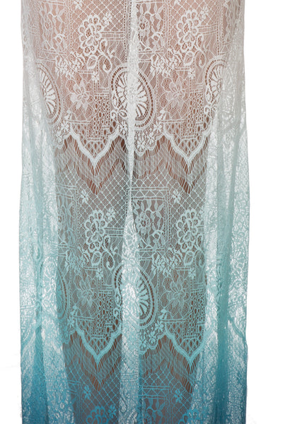 e9763b6154 Formentera Ombre Lace Skirt – QUEEN   PAWN