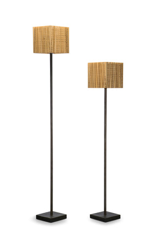 Checkered Floor Lamp (L)