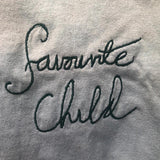 Personalised Sweater in White