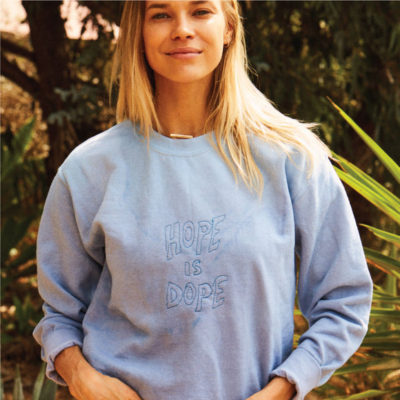 Personalised Sweater in Maliblue