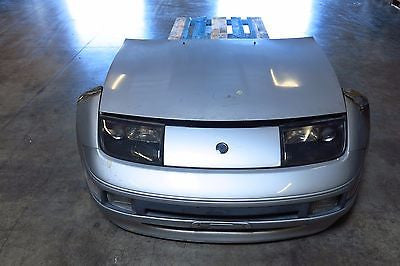 JDM Nissan 300ZX Fairlady GZ32 Nose Cut Front End Conversion Bumper Headlights - JDM Alliance