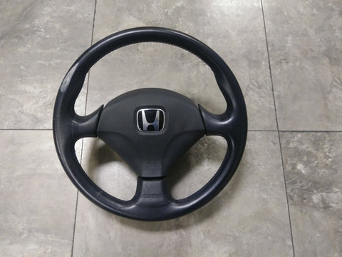 JDM MOMO HONDA ACURA RSX TYPE S TYPE R DC5 SRS AIRBAG STEERING WHEEL AUTHENTIC - JDM Alliance LLC