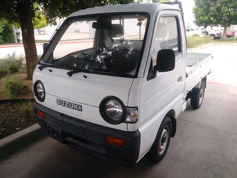JDM 1993 Suzuki Carry 2WD KEI Truck - JDM Alliance LLC
