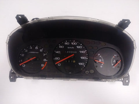 JDM 96-00 Honda Civic EK4 SiR OEM Gauge Cluster MT 180KM/H EK - JDM Alliance LLC