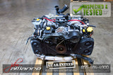 JDM 96-97 Subaru Impreza WRX EJ20 2.0L Quad Cam Turbo Engine EJ20G Forester SF5 - JDM Alliance