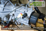 JDM 89-94 Mazda B5 1.5L DOHC Engine MX3 323 Familia 5 Speed Transmission - JDM Alliance LLC