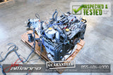 JDM 97-98 Subaru Impeza WRX STi EJ207 2.0L Quad Cam Turbo Engine - JDM Alliance LLC