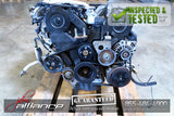 JDM 93-97 Mazda KL-DE 2.5L DOHC V6 Engine MX6 MX6 626 Ford Probe KL Motor KLZE - JDM Alliance
