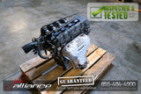 JDM 00-05 Toyota 1ZZ-FE 1.8L DOHC VVTi Engine - JDM Alliance LLC