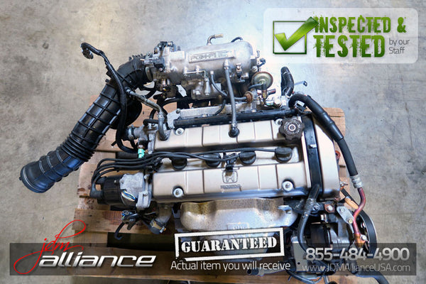 JDM 98-02 Honda Accord F22B 2.2L DOHC Engine 97-01 Honda Prelude Non VTEC H22A - JDM Alliance LLC